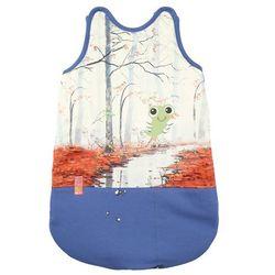 Gelati Kidswear TOG INSECTS BABY Śpiworek dla dzieci blau
