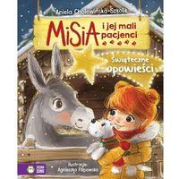 Literatura młodzieżowa, Misia i jej mali pacjenci świąteczne opowieści - aniela cholewińska - szkolik