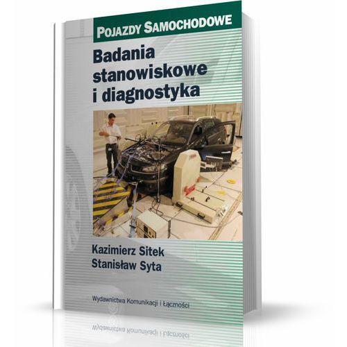 Biblioteka motoryzacji, BADANIA STANOWISKOWE I DIAGNOSTYKA (opr. twarda)