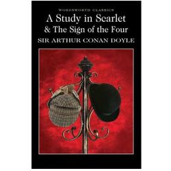A Study in Scarlet & The Sign of the Four (opr. miękka)