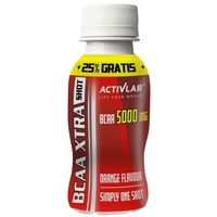 Aminokwasy, Activlab BCAA Shot 80ml Orange