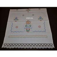 Ręczniki, Ręcznik ozdobny ludowy (czk-7)