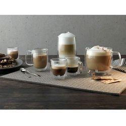 Zwilling - dwie szklanki z podwójnymi ściankami do latte Sorrento Plus