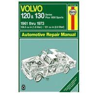 Biblioteka motoryzacji, Volvo serii 120, 130 oraz P1800 1961 - 1973