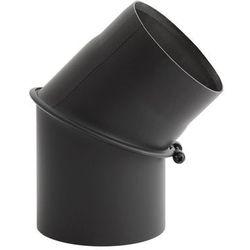 Kolano 130 mm 0-45 ST REGULOWANE KAISER PIPES