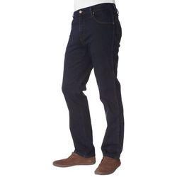 Wrangler TEXAS STRETCH Jeansy Straight leg blue black