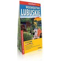 Mapy i atlasy turystyczne, Województwo lubuskie 1:215 000. Laminowana mapa samochodowo-turystyczna. ExpressMap (opr. miękka)