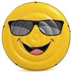 Intex ® Materac dmuchany Cool Guy Smiley