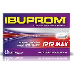 Ibuprom RR MAX x 48 tabletek