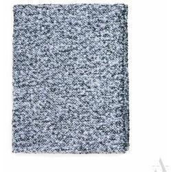Ciepły komin / szal damski czarno-biały melanż - czarny ||biały SZALIKI, CZAPKI, RĘKAWICZKI (-20%)