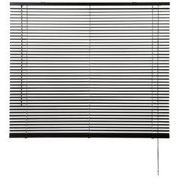 Żaluzja aluminiowa Colours Studio 75 x 180 cm czarna