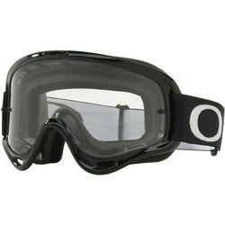 Oakley O-Frame MX XS Goggles Youth, czarny 2021 Okulary przeciwsłoneczne dla dzieci Przy złożeniu zamówienia do godziny 16 ( od Pon. do Pt., wszystkie metody płatności z wyjątkiem przelewu bankowego), wysyłka odbędzie się tego samego dnia.