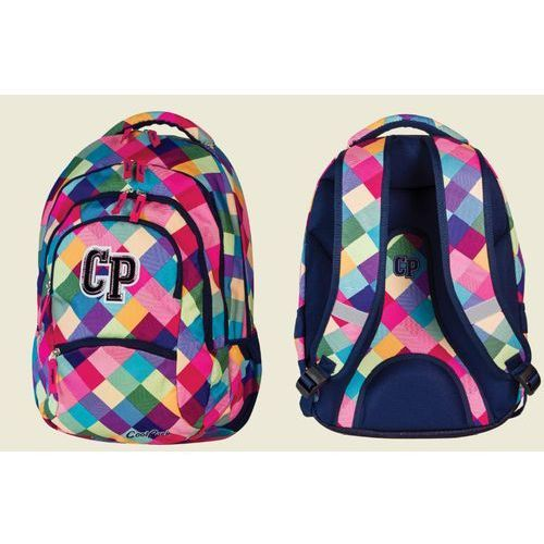 9d9c4e5db40d1 Plecak młodzieżowy CoolPack College Patchwork 476