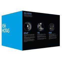 Logitech X56 H.O.T.A.S. - joystick og speeder - kabling - Joystick i przepustnica - PC - BEZPŁATNY ODBIÓR: WROCŁAW!