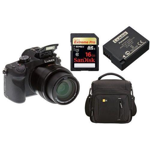 Aparaty kompaktowe, Panasonic Lumix DMC-FZ1000