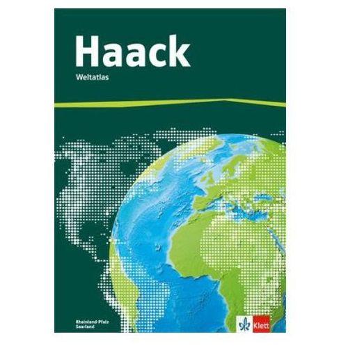 Pozostałe książki, Der Haack Weltatlas für Sekundarstufe 1, Ausgabe Rheinland-Pfalz und Saarland