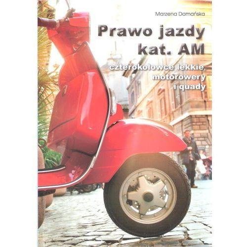 Biblioteka motoryzacji, PRAWO JAZDY KAT. AM BR/LIWONA (opr. miękka)