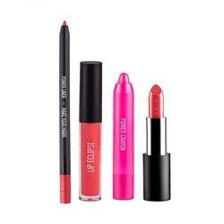 Sigma - MAKE YOUR POUT - LIP SET - Zestaw kosmetyków do makijażu ust