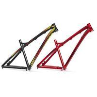 "Ramy do rowerów, Rama Dartmoor Primal 27.5+, czarno-miami/vice połysk, Small (17"") dartmoor (-10%)"