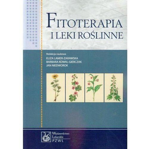 Książki medyczne, Fitoterapia i leki roślinne (opr. twarda)