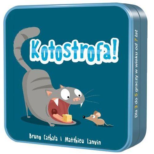 Gry dla dzieci, Kotostrofa - REBEL.pl