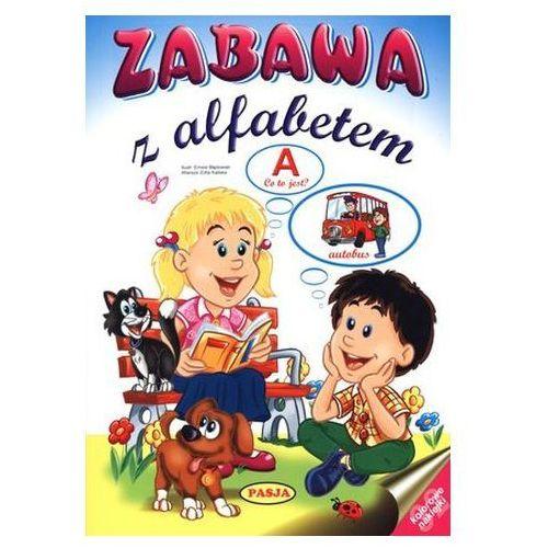 Pozostałe książki, Zabawa z alfabetem Praca zbiorowa