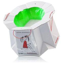 TRON Nocnik jednorazowy biodegradowalny