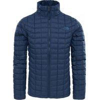 Odzież do sportów zimowych, The North Face kurtka zimowa M Thermoball Fz Jkt Urbn Navy Stria S - BEZPŁATNY ODBIÓR: WROCŁAW!
