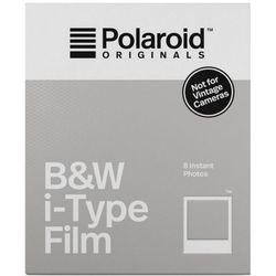 Polaroid Originals I-TYPE BW czarno-biały wkład do aparatów I-1 oraz One Step2