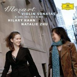 W.A. Mozart - Violin Sonata K301,304,37