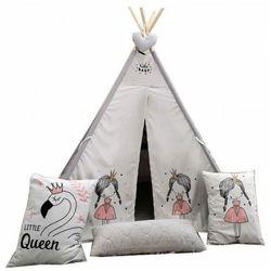Namiot tipi dla dziecka Alwa - księżniczka