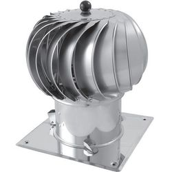 Turbowent Podstawa Kwadratowa Otwierana - Standard TU250OCAL