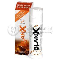Pasty do zębów, BLANX Anty-Osad 75ml - pasta wybielająco-ochronna usuwająca przebarwienia, dla palaczy i kawoszy