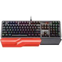 Klawiatury do komputerów, Klawiatura przewodowa A4TECH BLOODY B975 RGB mechaniczna Gaming (LK LIBRA BROWN SWITCH)