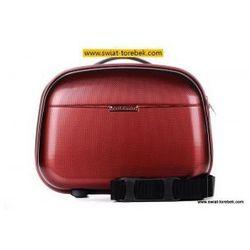 PUCCINI kuferek twardy z kolekcji PC005 VOYAGER materiał 100% Policarbonit