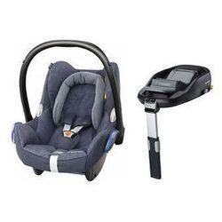 Fotelik samochodowy Cabrio Fix 0-13 kg + Baza Family Fix Maxi-Cosi (Nomad Blue)