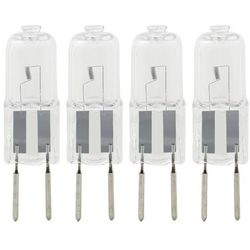 Żarówka halogenowa Diall GY6.35 25 W 500 lm 4 szt.