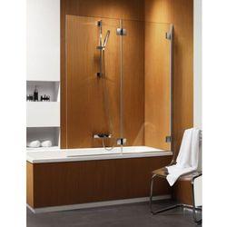 Radaway parawan nawannowy Carena PND 130 szkło Brązowe, prawy wys. 150 cm. 202201-108R