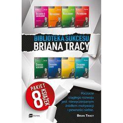 Pakiet Biblioteka sukcesu Briana Tracy - Brian Tracy DARMOWA DOSTAWA KIOSK RUCHU (opr. kartonowa)