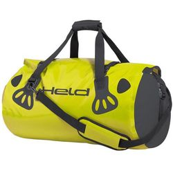 TORBA PODRÓŻNA HELD CARRY-BAG BLACK/FLUORESCENT YELLOW 60L