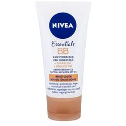 Nivea BB Cream 5in1 Beautifying Moisturizer, SPF10 krem bb 50 ml dla kobiet Medium To Dark