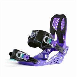 wiązania NIDECKER - Bindings Glam Purple Purple (PURPLE) rozmiar: M/L