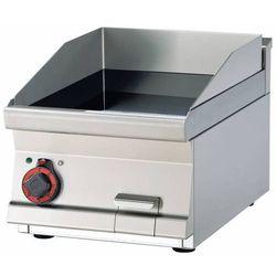 Płyta grillowa elektryczna ceramiczna | 395x450mm | 2200W | 400x600x(H)280mm
