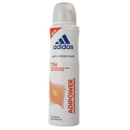 Inne zapachy dla kobiet, Adidas for Woman Adipower Dezodorant 72H spray 150ml