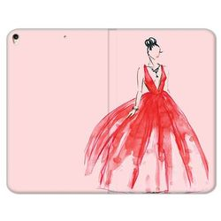 Apple iPad Air (2019) - etui na tablet Flex Book Fantastic - czerwona suknia