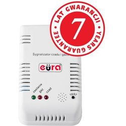 Czujnik czadu-gazu Eura CGD-35A2 sieciowy