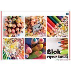 Blok rysunkowy Interdruk A3 20 kartek