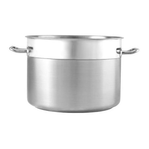 Garnki gastronomiczne, Garnek ze stali nierdzewnej średni - poj. 4 l SILVER
