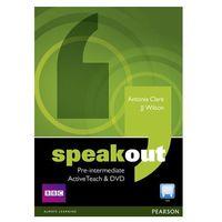 Książki do nauki języka, Speakout Pre-Intermediate Active Teach. Oprogramowanie Do Tablicy Interaktywnej