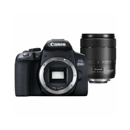 Lustrzanki cyfrowe, Canon EOS 850D